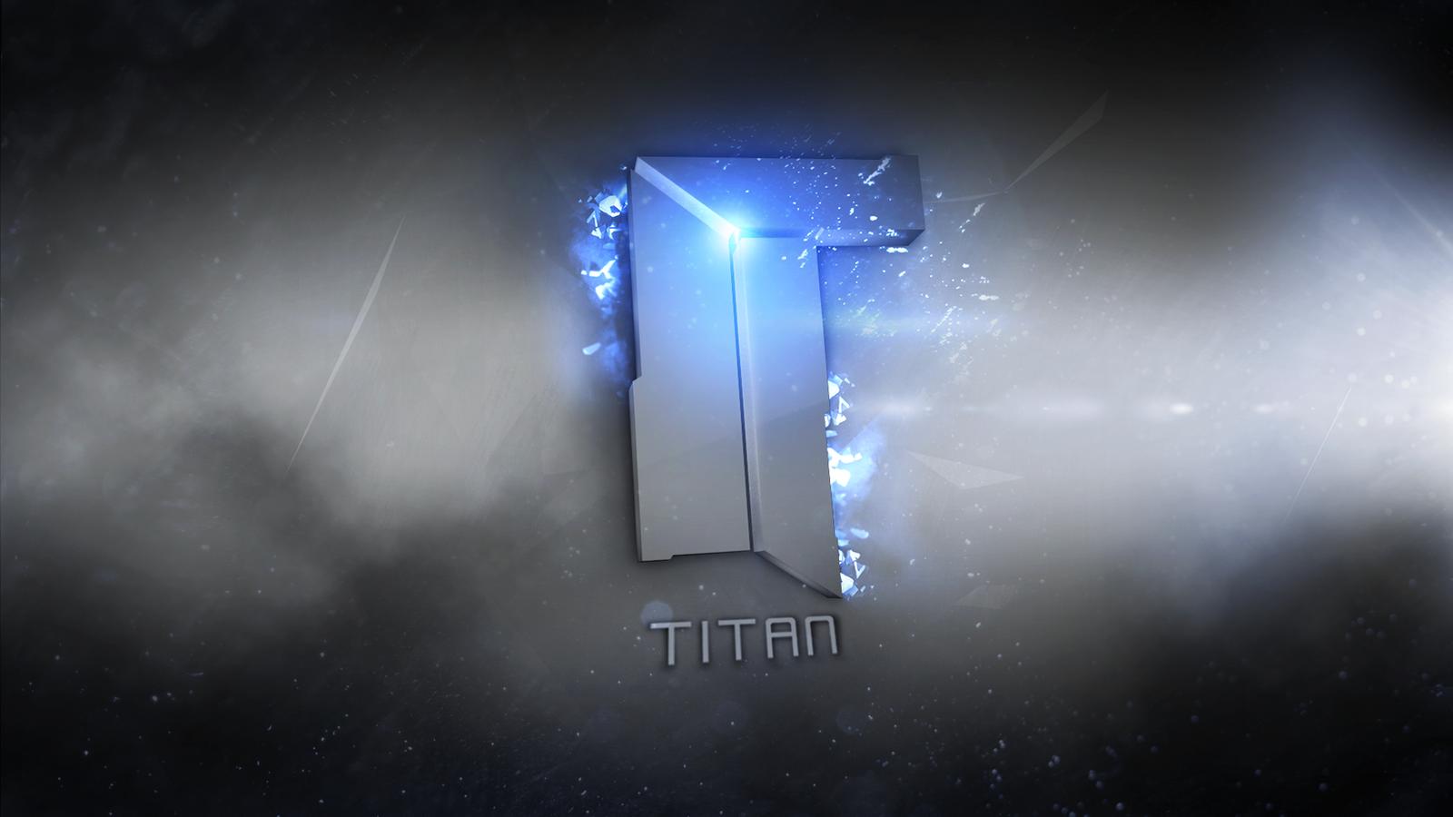 Titan Wallpaper By KayEE3n