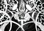 Daily Sketch Marathon | Sorcerer Supreme  by Hydraballista
