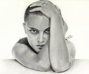 Natalie Portman - V for vendetta