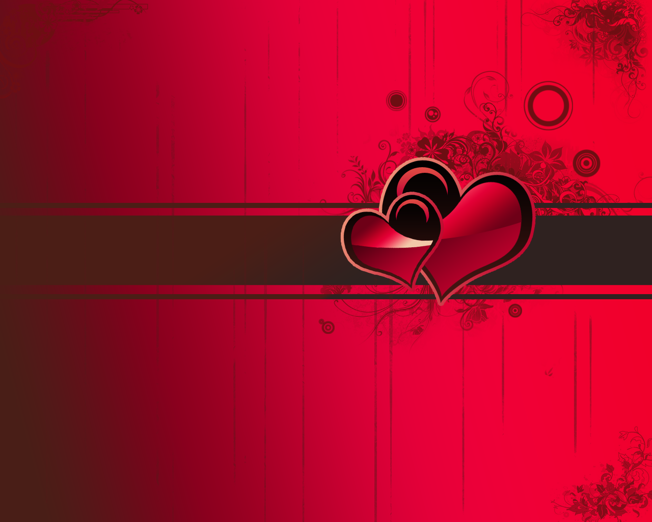 30 heart inspired wallpapers for valentines - San valentin desktop backgrounds ...