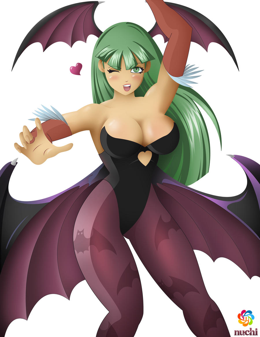 Morrigan by NuchiCorp