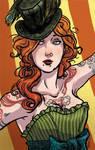 Sideshow Girls - The Tattooed Lady