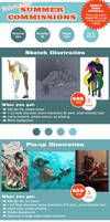 Summer Commission Info 2015