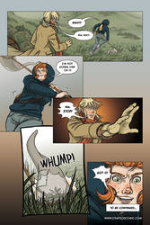 Stray Sod, Chapter 3: Page 28