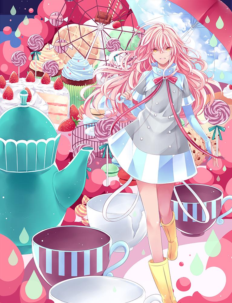 Suzu Sweet by raeinni