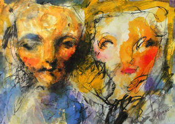 Two faces by innerworks
