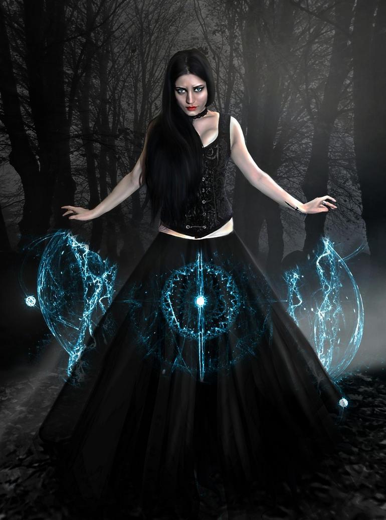 pics of wicca girls