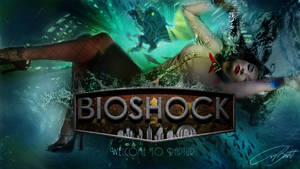 Bioshock elizabeth