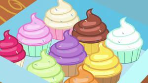 Pinkie Pie's Pink Cupcakes
