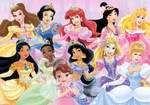 Disney Princess Deluxe With Sofia Forever Royal