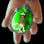 Disney Princess Tiana In Amulet 1