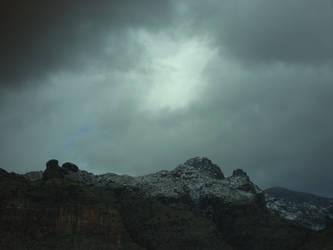 Blue Mountain by Phoenixx-Rain