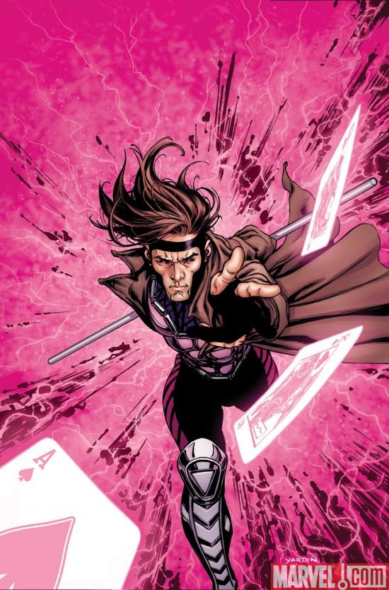 X-Men Origins Gambit by davidyardin