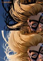 Ms Marvel Step 7 by davidyardin