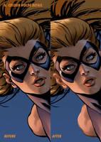 Ms Marvel Step 6 by davidyardin