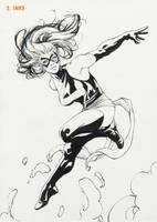 Ms Marvel Step 2 by davidyardin