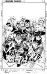 Giant Size X-Men 1 Recreation