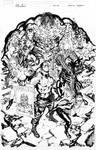 Age of X Avengers by davidyardin