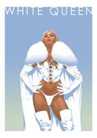 White Queen by davidyardin