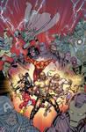 New Avengers Final Variant