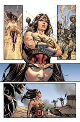 Injustice: Gods Among Us 3, Chapter 9, Page 6 by davidyardin
