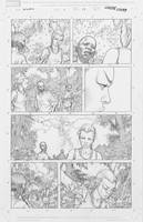 Storm 1 p17 pencils for inking by davidyardin