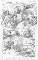 Black Panther 8 p20 by davidyardin