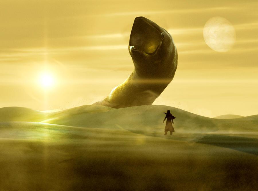 Dune Sandworm 3 By Ollycb On Deviantart
