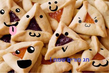 Chag Sameach Purim!