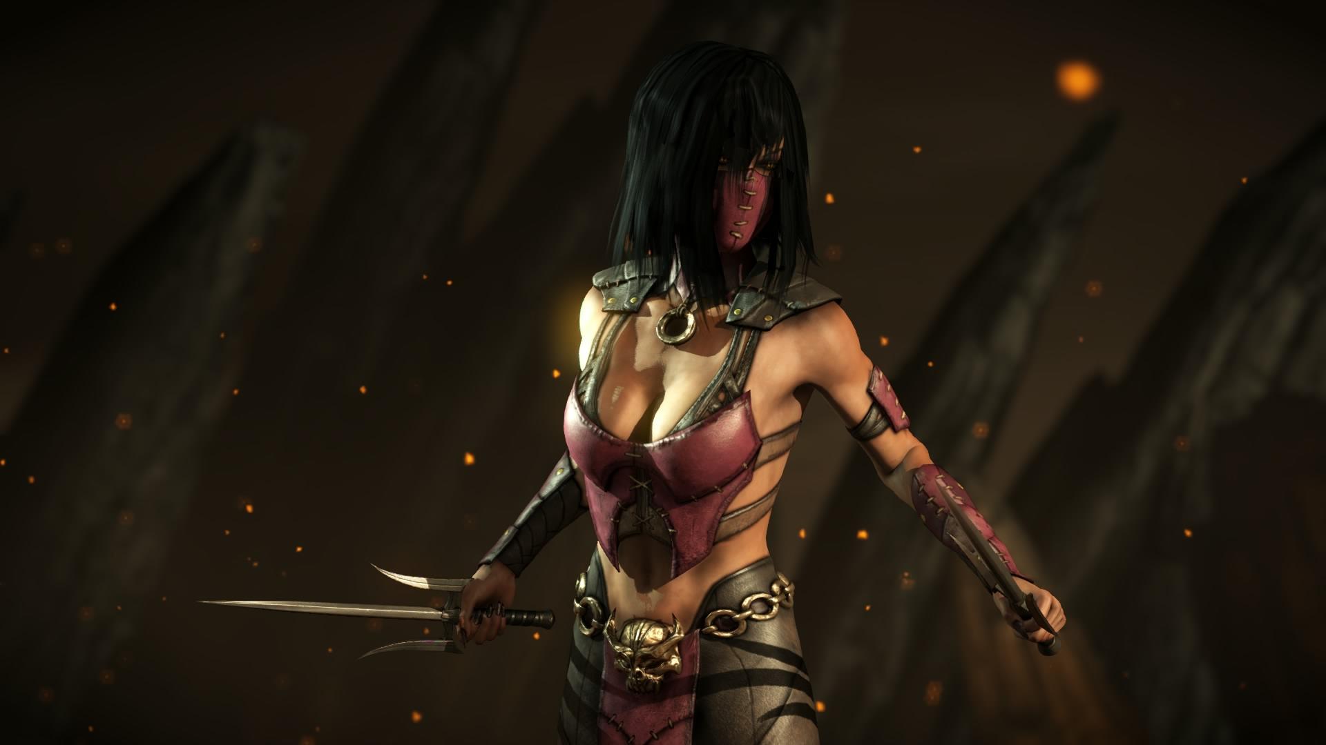Mortal Kombat XMileena Kahnum costume by Kabukiart on DeviantArt