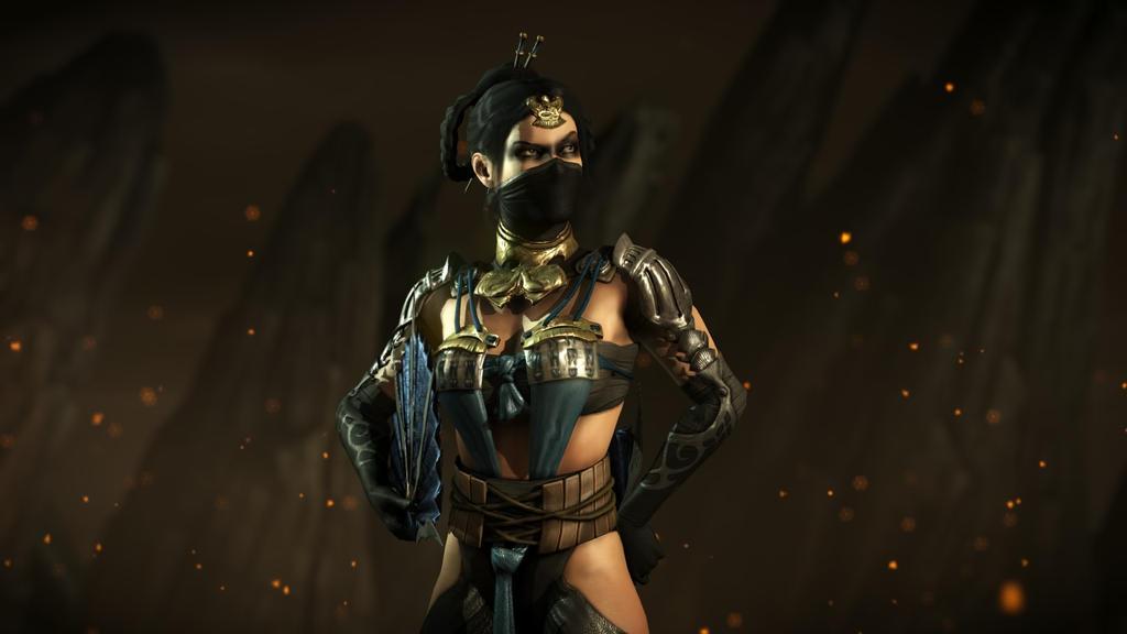 Mortal Kombat X Kitana 01 by Kabukiart157