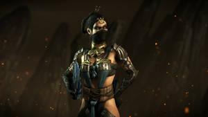 Mortal Kombat X: Kitana 01