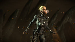 Mortal Kombat X:Cassie Cage  01