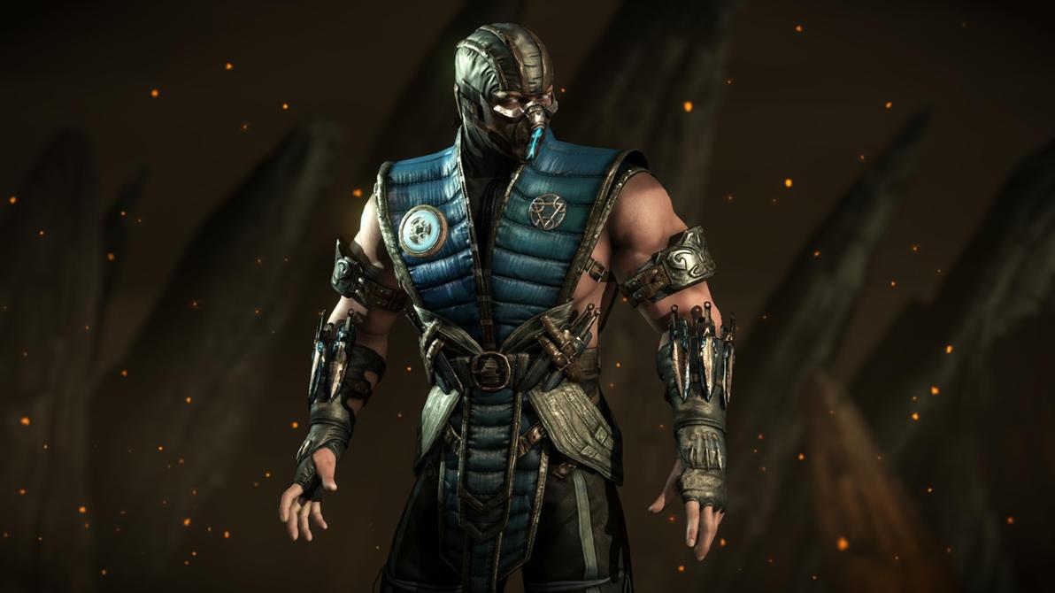 Mortal Kombat X Sub Zero Deviantart Mortal Kombat XSub-zero by