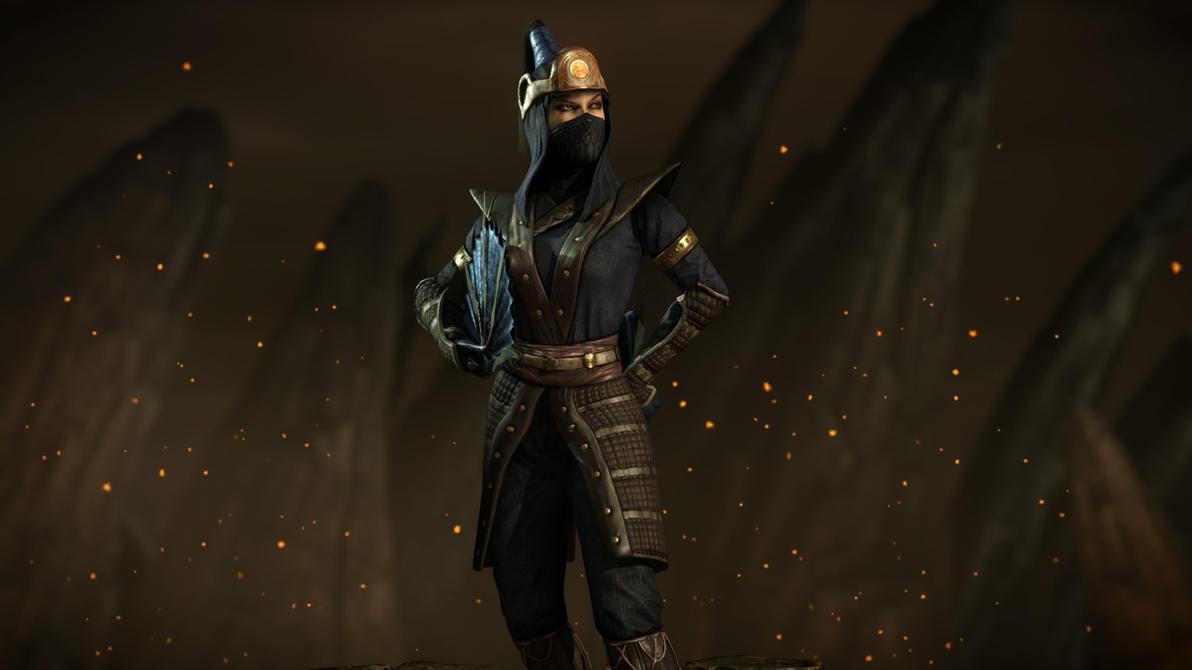 Mortal Kombat XKitana Jinju costume by Kabukiart157
