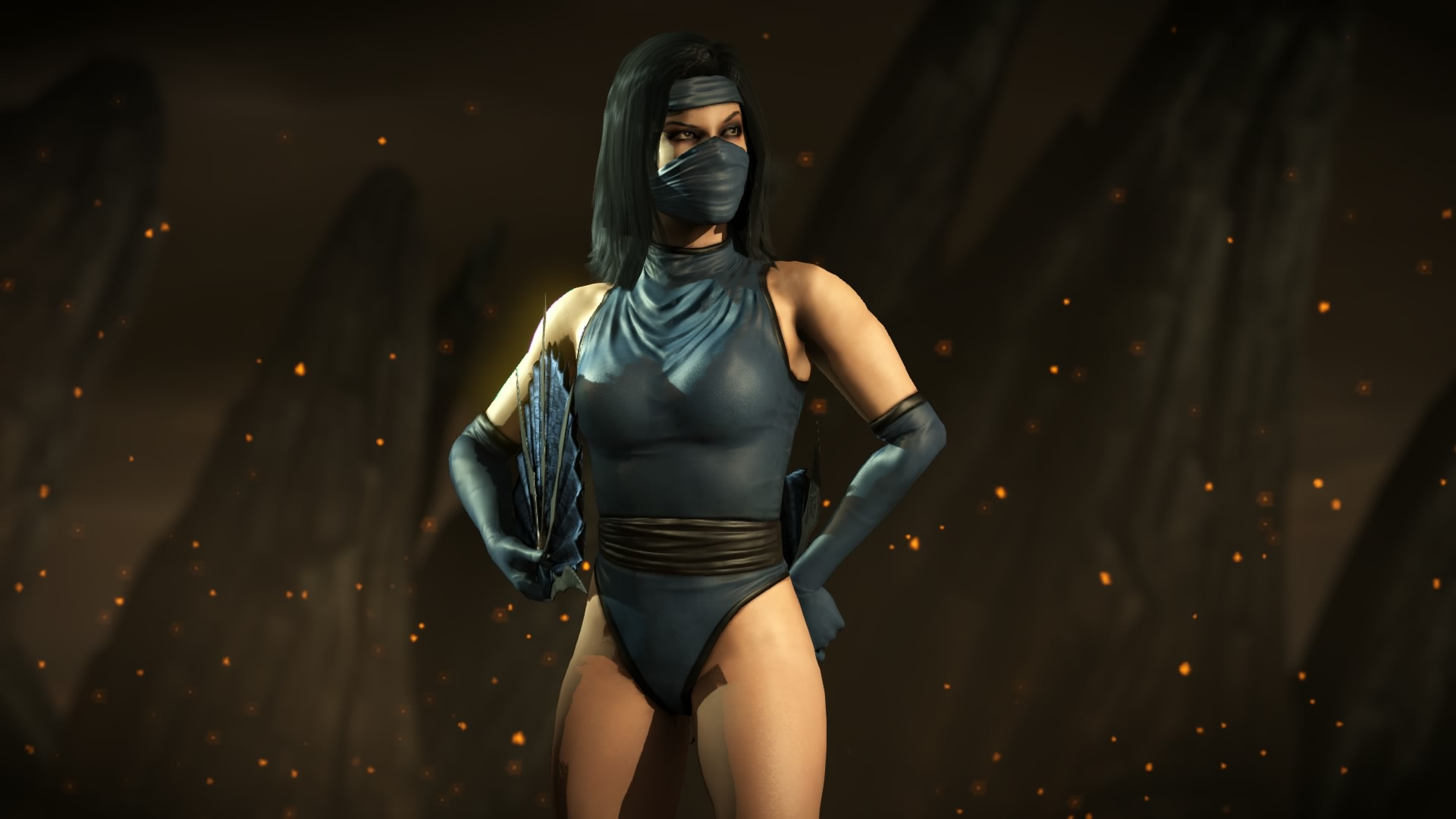 female mortal kombat xl characters