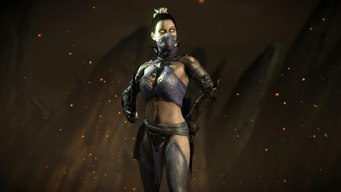 Mortal Kombat XKitana Revenant costume by Kabukiart157