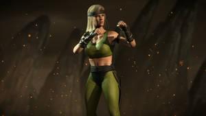 Mortal Kombat X:Sonya Blade Klassic costume