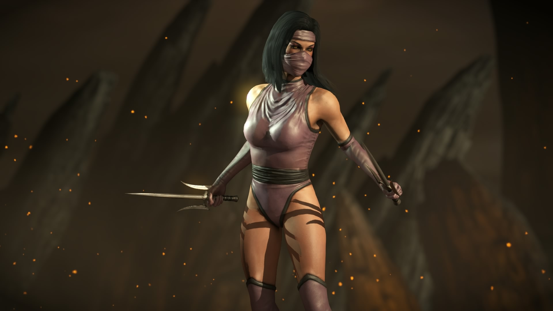 Mortal Kombat X Mileena Klassic By Kabukiart157 On Deviantart