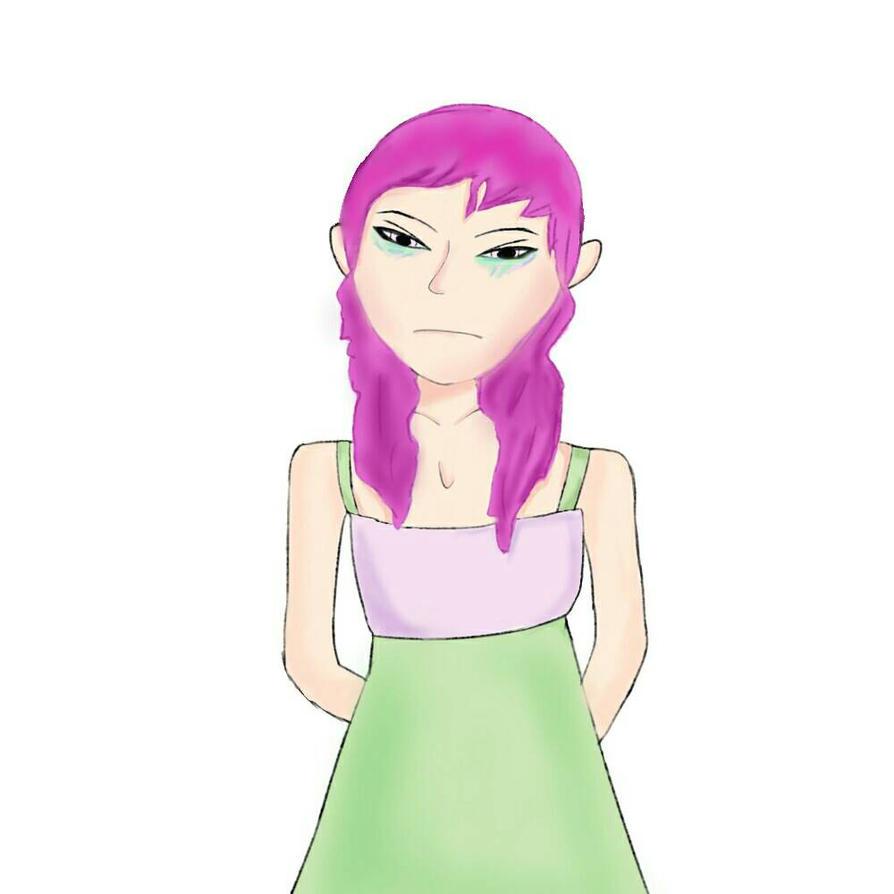 Random Girl by Evievixi