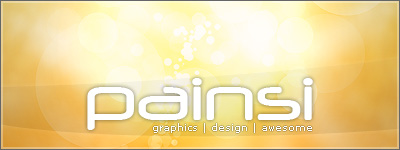 Signature Banner :D by painsi