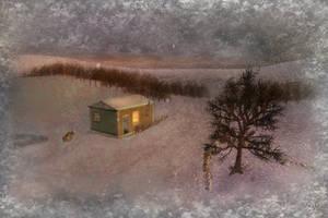 Prairie Winter by ToysoldierThor