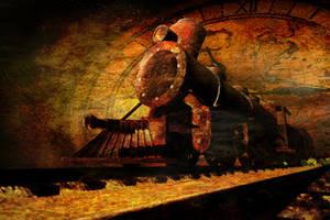 IRONHORSE EXPRESS by ToysoldierThor