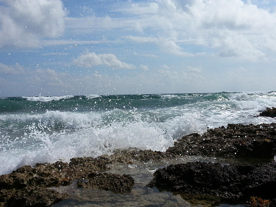Riviera Maya 2 - Splash by ToysoldierThor