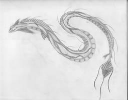 Leviathan by Ti-7-4Raven