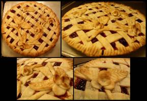 Cherry Pies by Ti-7-4Raven