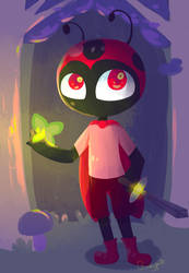 Ladybug Warrior