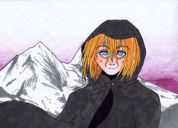Densharr Grendis by KitsuneNeko