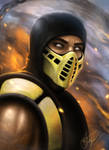 Scorpion_Mortal Kombat 11