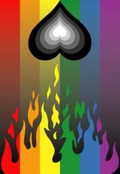 Burn The Hate (PMA 2019 #6) by CaldoRosa